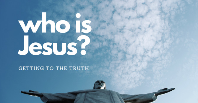"""The Three Answers to """"Who is Jesus""""?"""