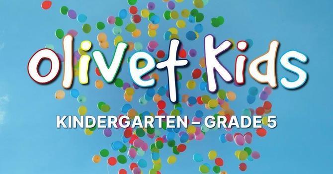 October 18 Olivet Kids image