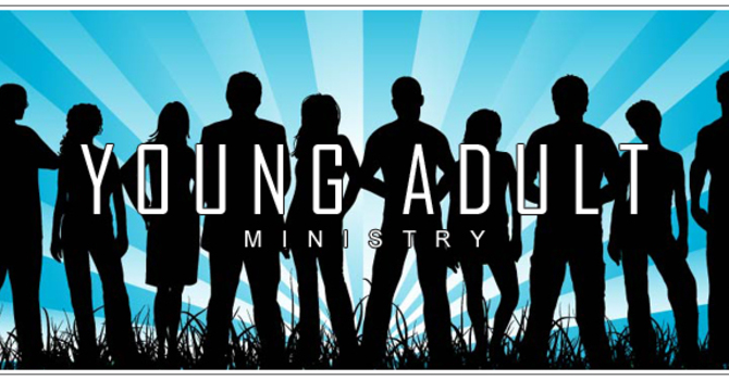 New Young Adult Group starting at Northwood image