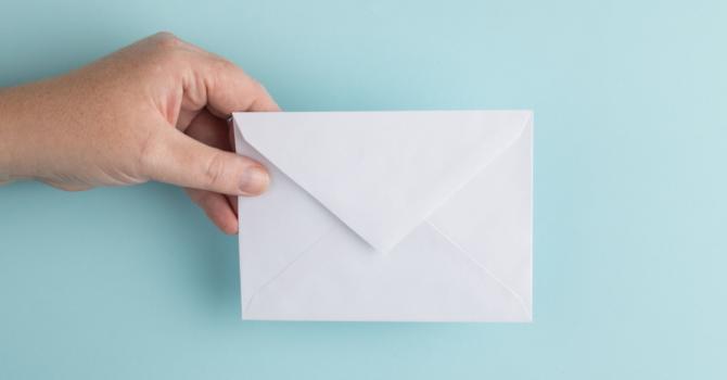 You've Got (Tax Receipt) Mail!