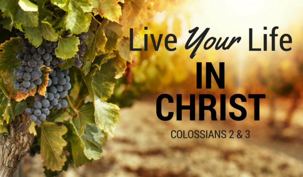 Live Your Life in Christ