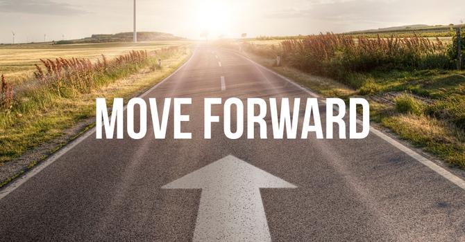 Ps Andy Mallon - Moving Forward