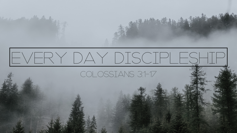 Every Day Discipleship