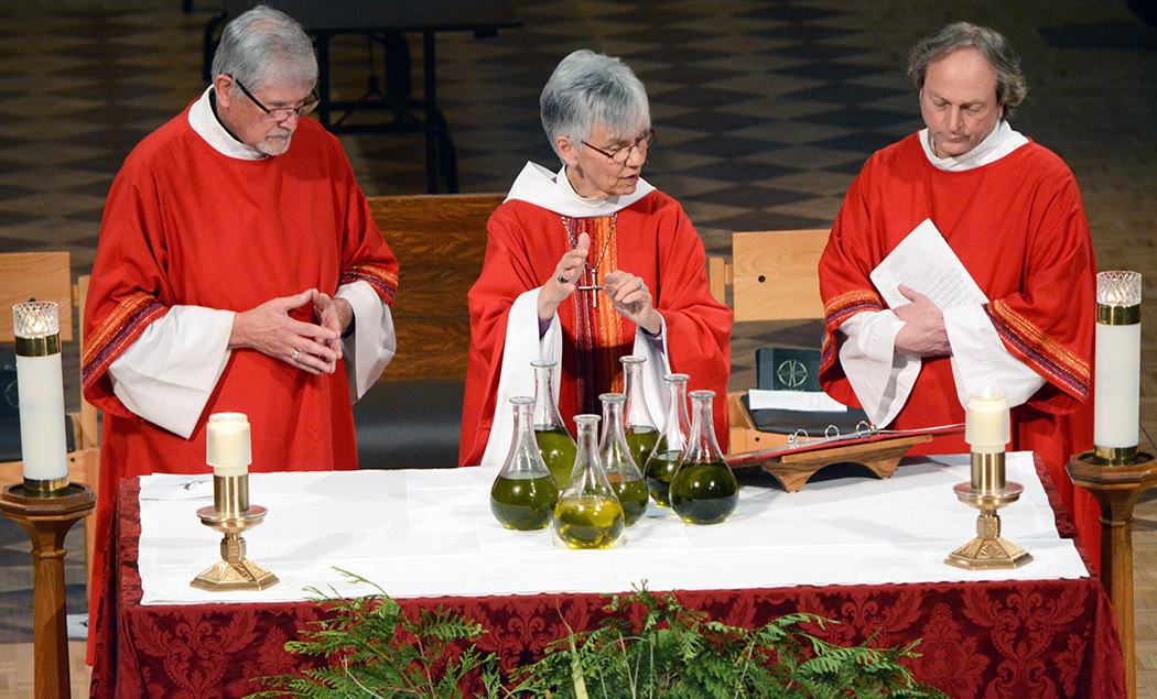 Chrism Mass 2019 | The Diocese of New Westminster | Anglican