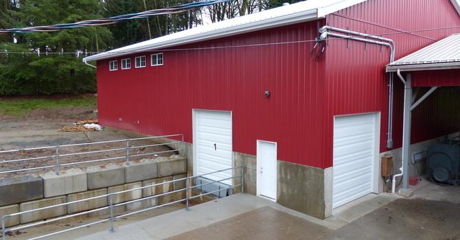 New Cooler Storage Building image