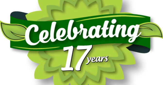 We are 17 Years Old!   image
