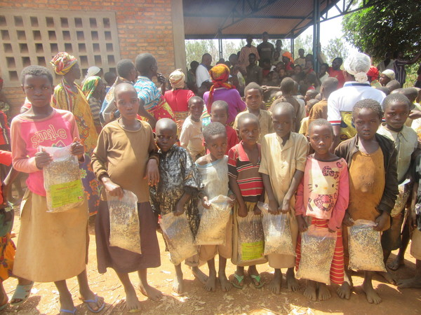 Food for the Hungry in Burundi