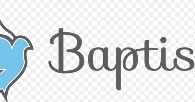 BAPTISM SUNDAY CELEBRATION