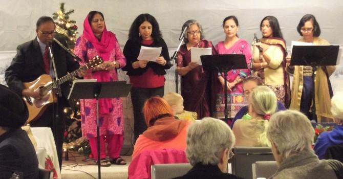 Punjabi Christmas Banquet image