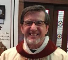The Rev'd David Curry