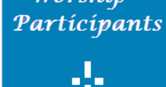 Worship Participants