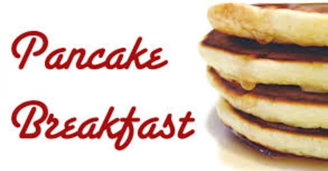 Pancake Breakfast Crew