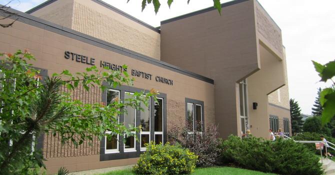 Steele Heights Baptist Church
