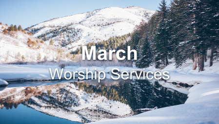 March Worship Series
