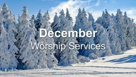 December Worship Series