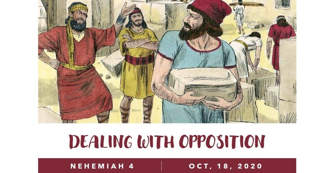 Dealing with Opposition