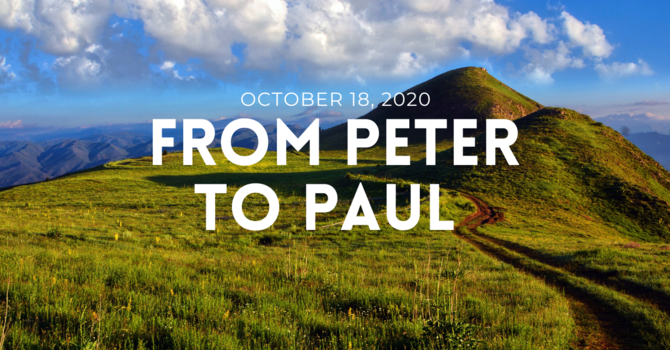 From Peter to Paul