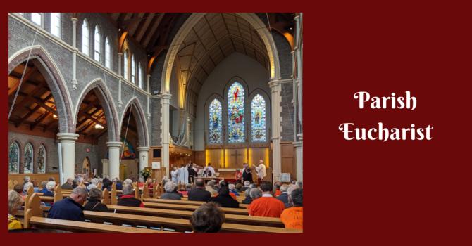Parish Eucharist - The 20th Sunday after Pentecost