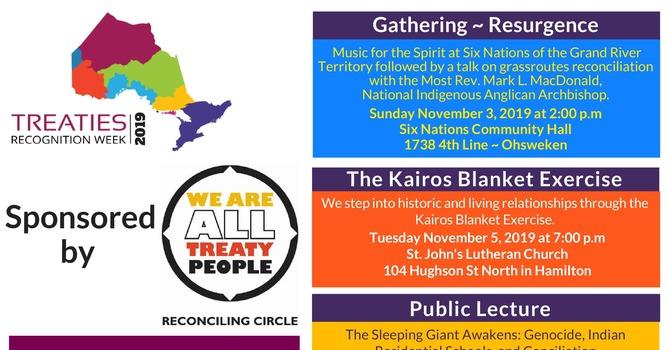 Treaties Recognition Week image