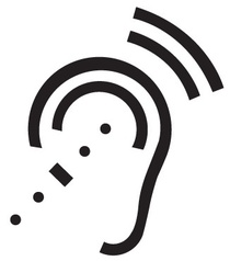 Assistive Listening icon