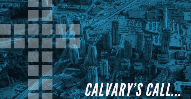 Calvary's Call to the Local Poor