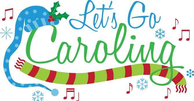 Community Christmas Carolling Night! image