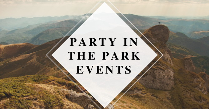 Party in the Park Events