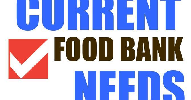Roxbury Food Bank Immediate Needs! image