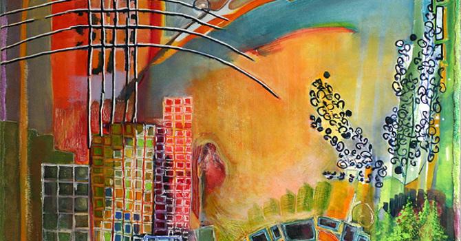 The Sacred Language of Painting image