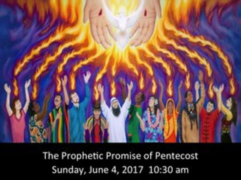 The Prophetic Promise of Pentecost