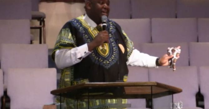 Greater New Jerusalem |Rev. Small