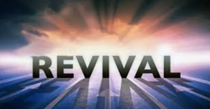 "Revival ""A Portrait of an Anointed Church"""