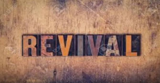 "Revival ""Worthy is the Lamb"""