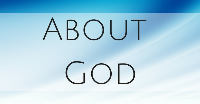 ... About God