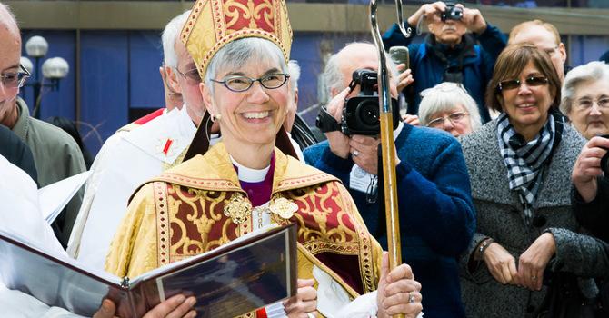 March 1st - Happy Anniversary Bishop Skelton