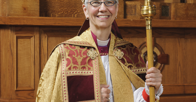 Melissa M. Skelton – First Woman to be Elected Archbishop in the ACoC image