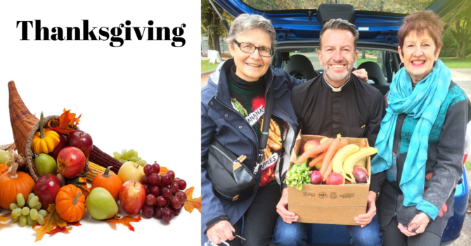 Thanksgiving Bounty image