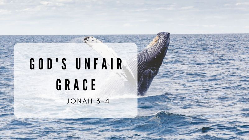God's Unfair Grace