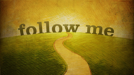 Follow Me - Luke 1-9