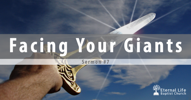 Facing Your Giants #7