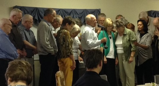 Marilyn Janzen Farewell | Clearbrook Mennonite Brethren Church