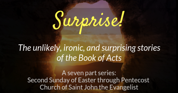 Surprise: A Series for the Sundays of Easter