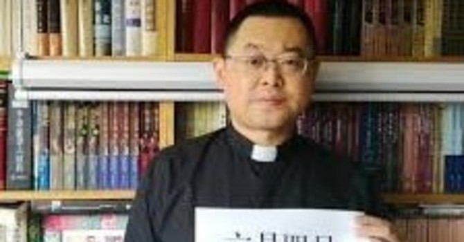 Persecuted Chinese Pastor Issues a 'Declaration of Faithful Disobedience' image