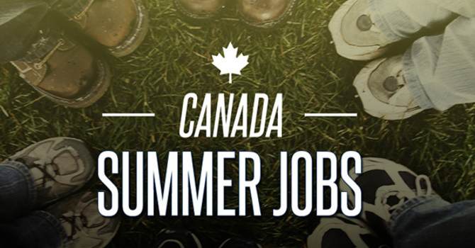 Canada Summer Jobs for Students image
