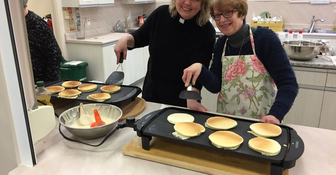 Shrove Tuesday Pancake Brunch image