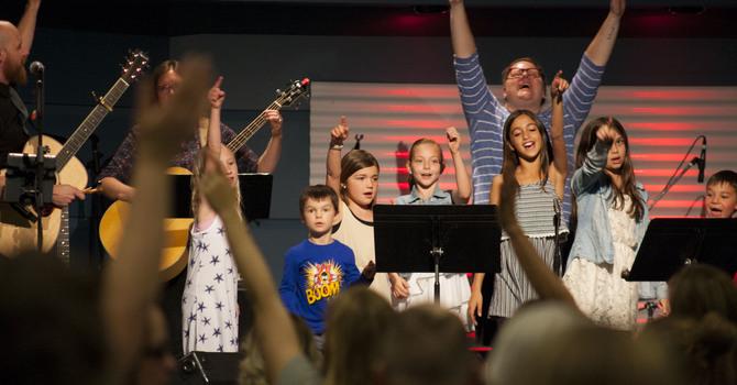 Kids Baptism image
