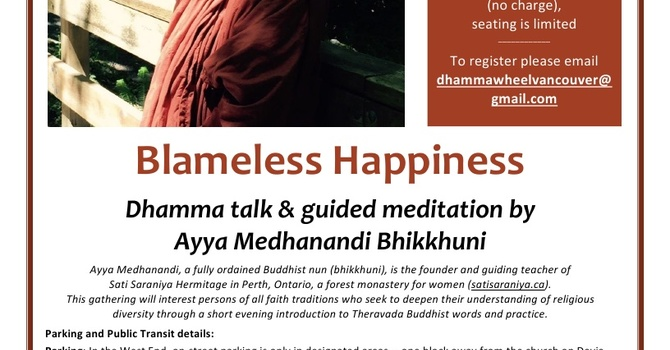 Blameless Happiness