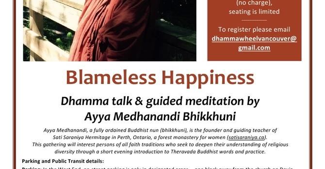 Blameless Happiness