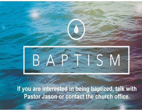 Baptism in the Fall