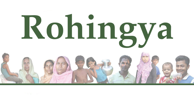 Pray for Rohingya image